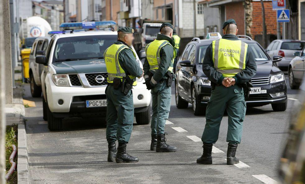 Politiet - Guardia Sivil -Retten er satt